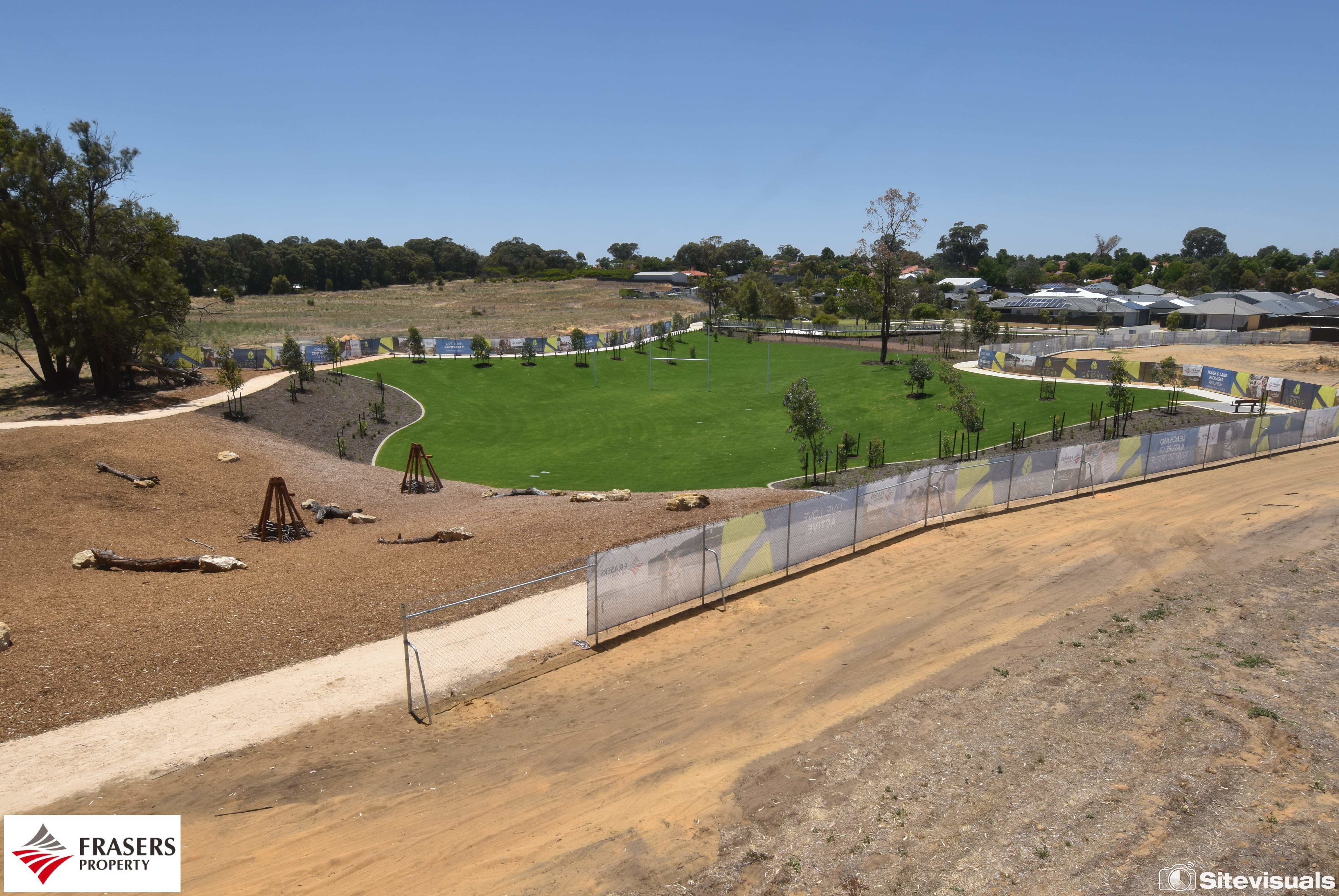 Frasers Baldivis Grove, Baldivis Grove POS (Finished), 16-Dec-2020 11:30 am